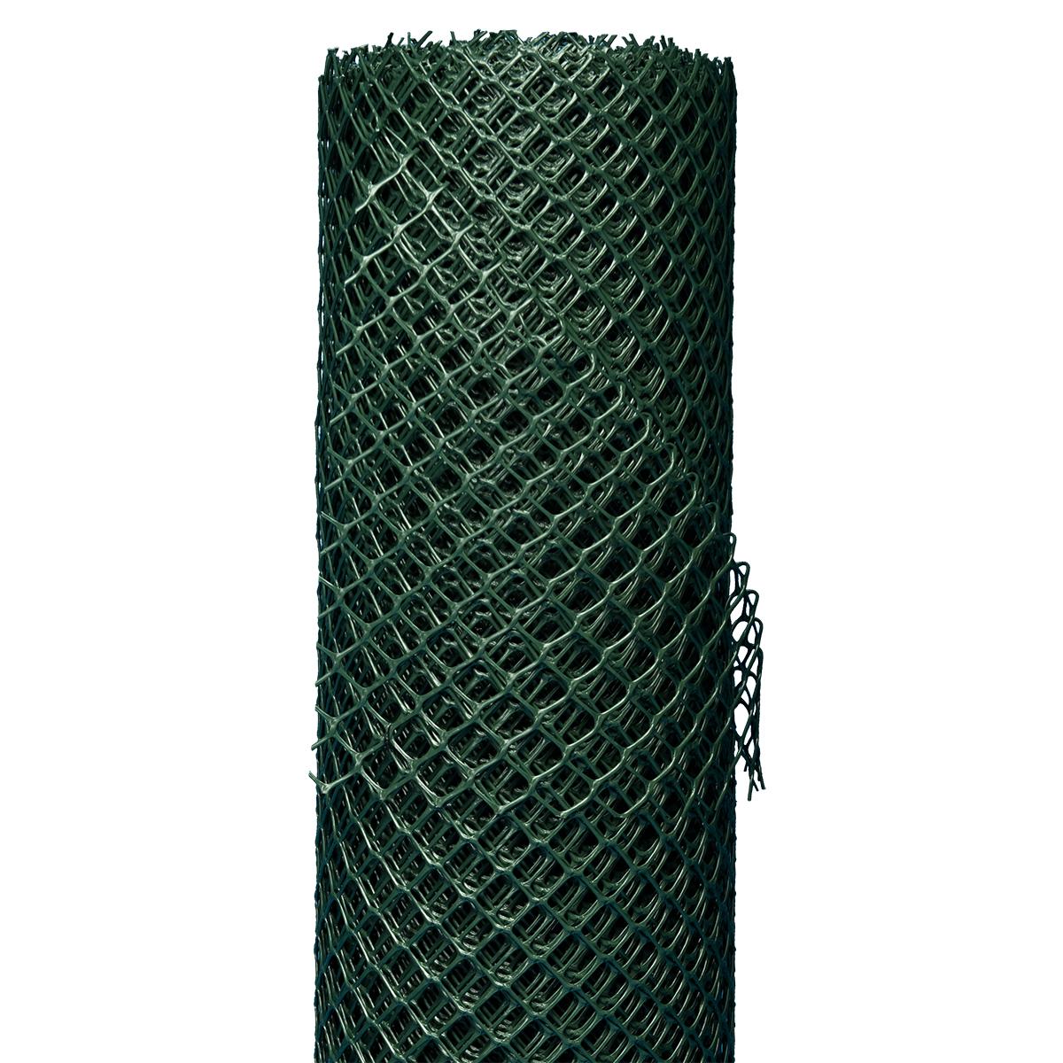 Zaun Gartenzaun Kunststoffzaun Gitterzaun Bauzaun HaGa® 10m Länge x 1,50m Höhe
