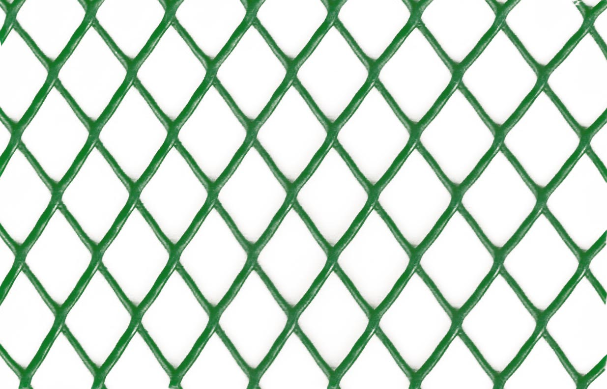 Zaun Gartenzaun Kunststoffzaun Gitterzaun Geflügelzaun HaGa® 25m L x 0,6m Höhe