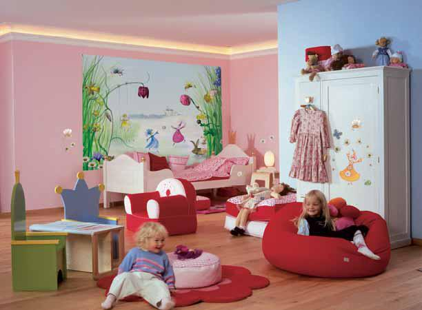 Fototapete kinderzimmer kinder tapete photomural monsters university - Kinderzimmer fototapete ...
