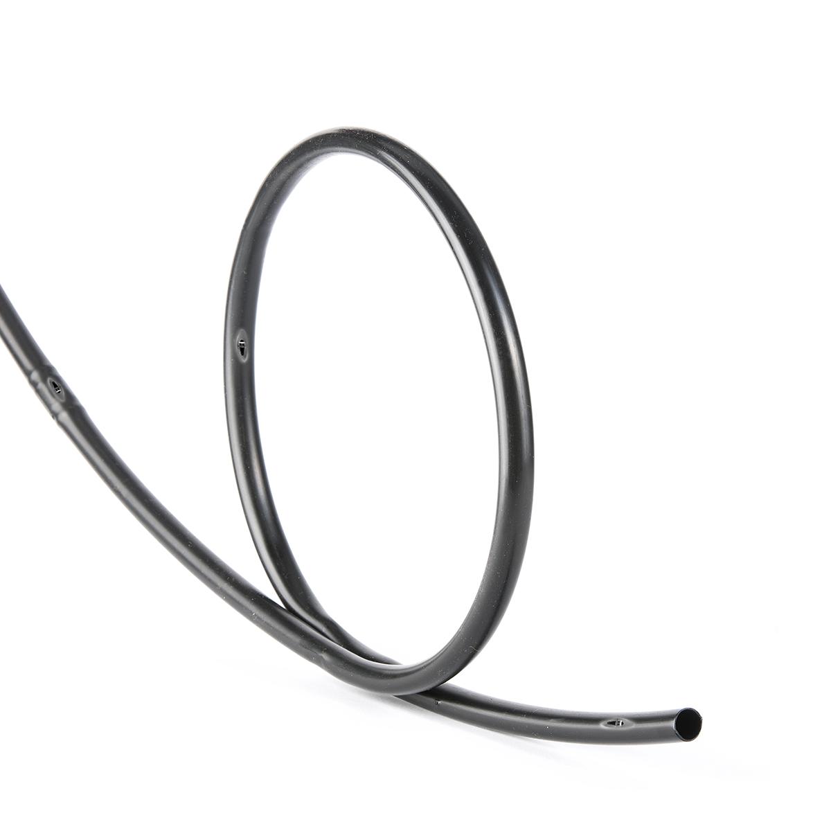 Tropfschlauch 16mm Perlschlauch Gartenbewässerung  schwarz (Meterware)