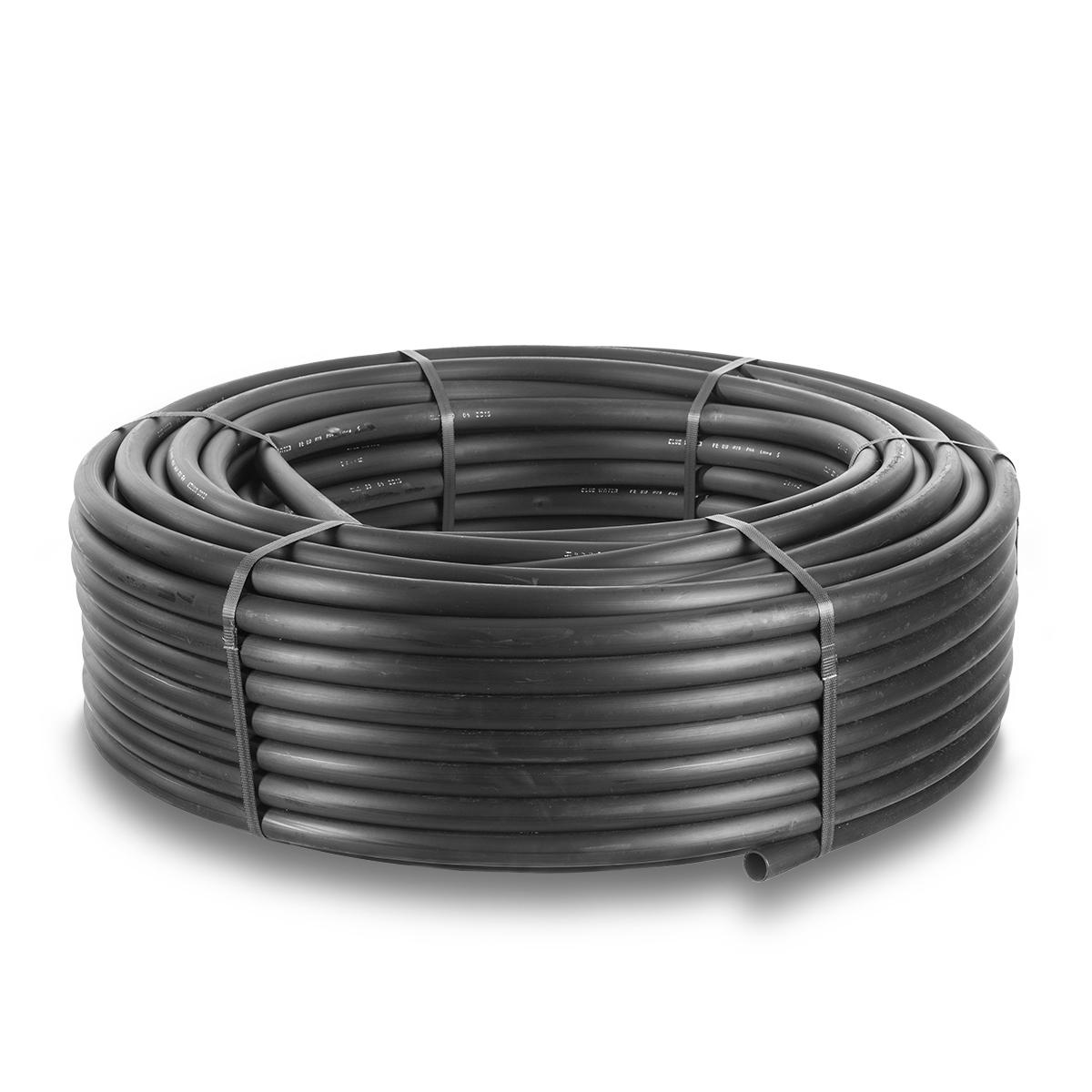 Relativ 100m PE Rohr 32mm x 1,9mm Druckrohr Verlegrohr für Brauchwasser PN4 TM17