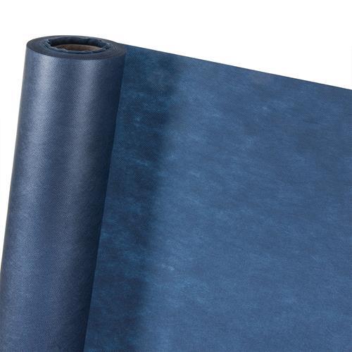 DEKOVLIES in 1,6m Breite dunkelblau (METERWARE) Dekostoff Tischdecke