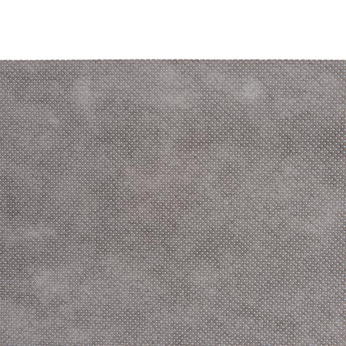 dekovlies in 1 6m breite grau meterware dekostoff vlies tischdecke ebay. Black Bedroom Furniture Sets. Home Design Ideas