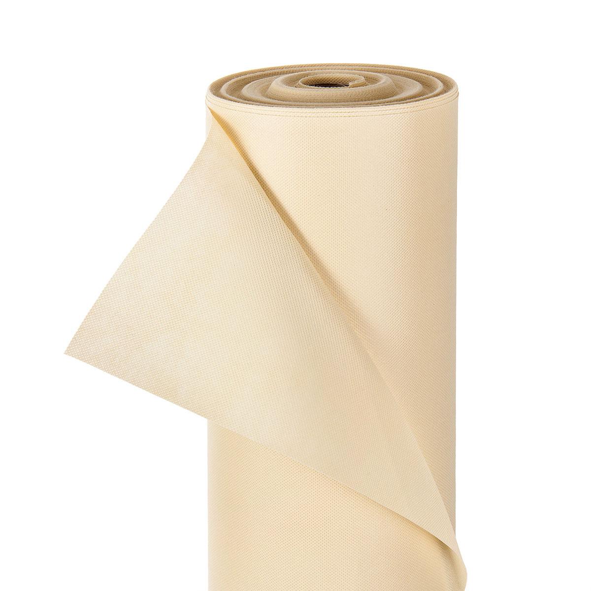 dekovlies in 1 6m breite beige meterware dekostoff vlies. Black Bedroom Furniture Sets. Home Design Ideas