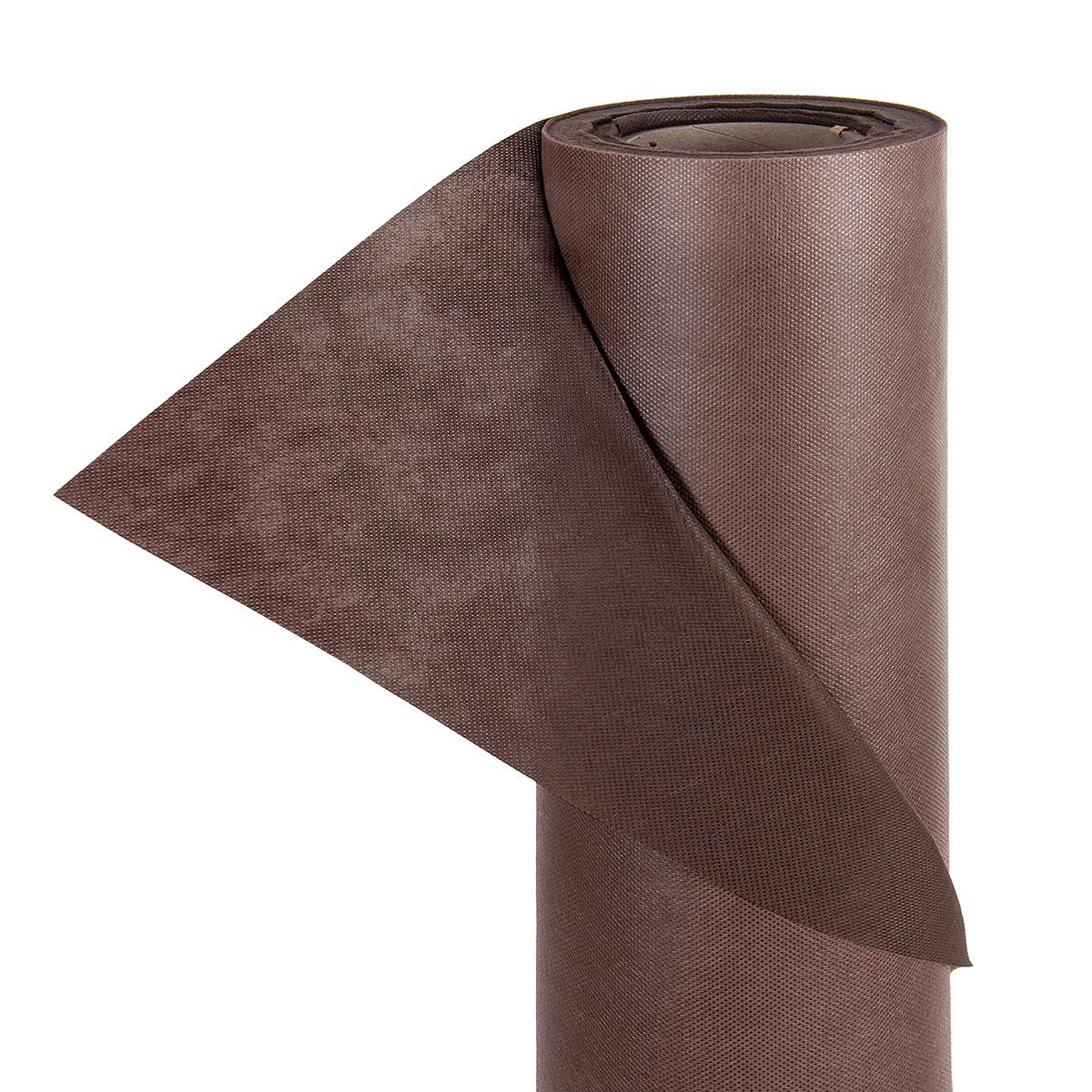dekovlies in 1 6m breite braun meterware dekostoff tischdecke. Black Bedroom Furniture Sets. Home Design Ideas