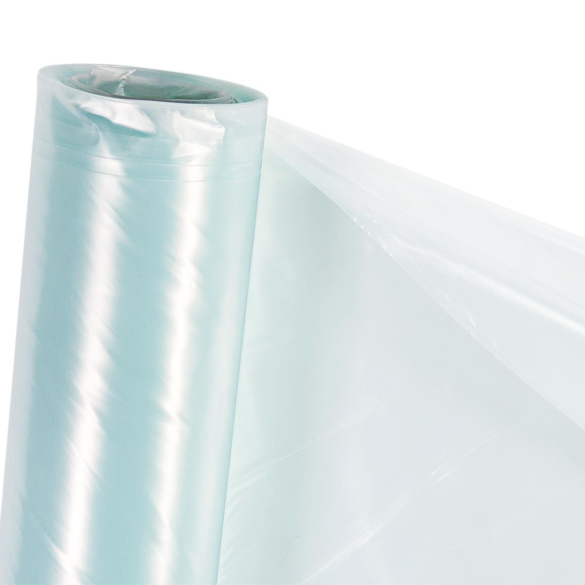UV4 Folie in 8m Breite (Meterware) Folientunnel Treibhausfolie Gewächshausfolie