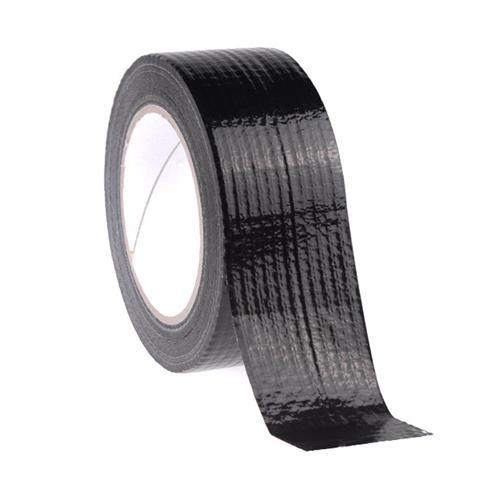 Gewebeklebeband 50m x 48mm Klebeband Panzertape Gewebeband in schwarz