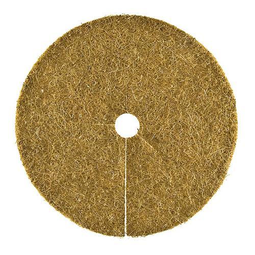 Kokosscheibe M Kübelabdeckung Winterschutz für Topfpflanzen Ø 37cm