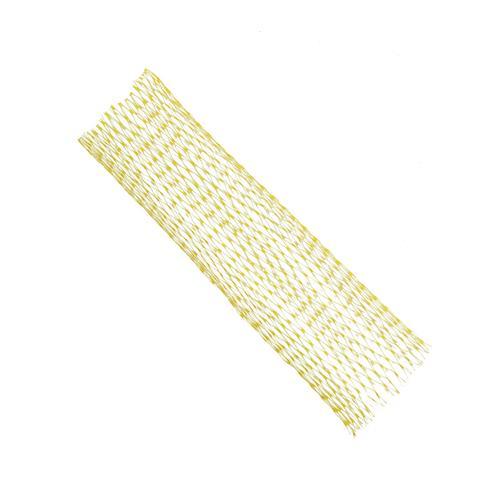 Obstnetz Gemüsenetz Aufbewahrungsnetz (Meterware) Masche 12mm gelb