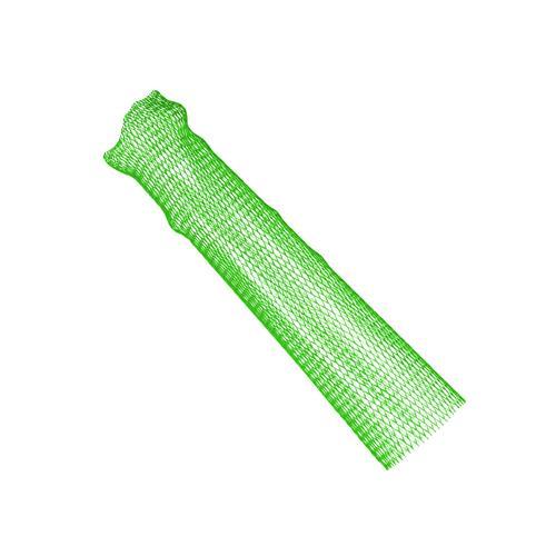Obstnetz Gemüsenetz Aufbewahrungsnetz (Meterware) Masche 5mm grün