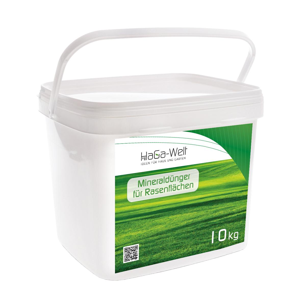 Mineraldünger für Rasenflächen Rasendünger Dünger Düngemittel 10kg