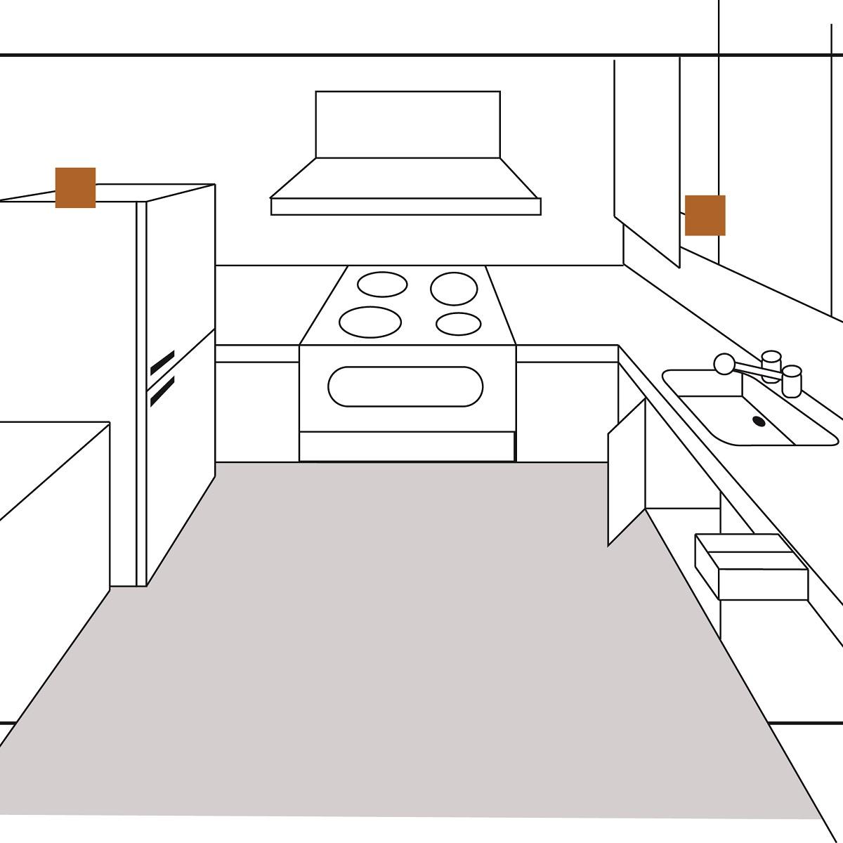 2 x lebensmittel mottenfalle natural control mottenschutz mottenbek mpfung. Black Bedroom Furniture Sets. Home Design Ideas