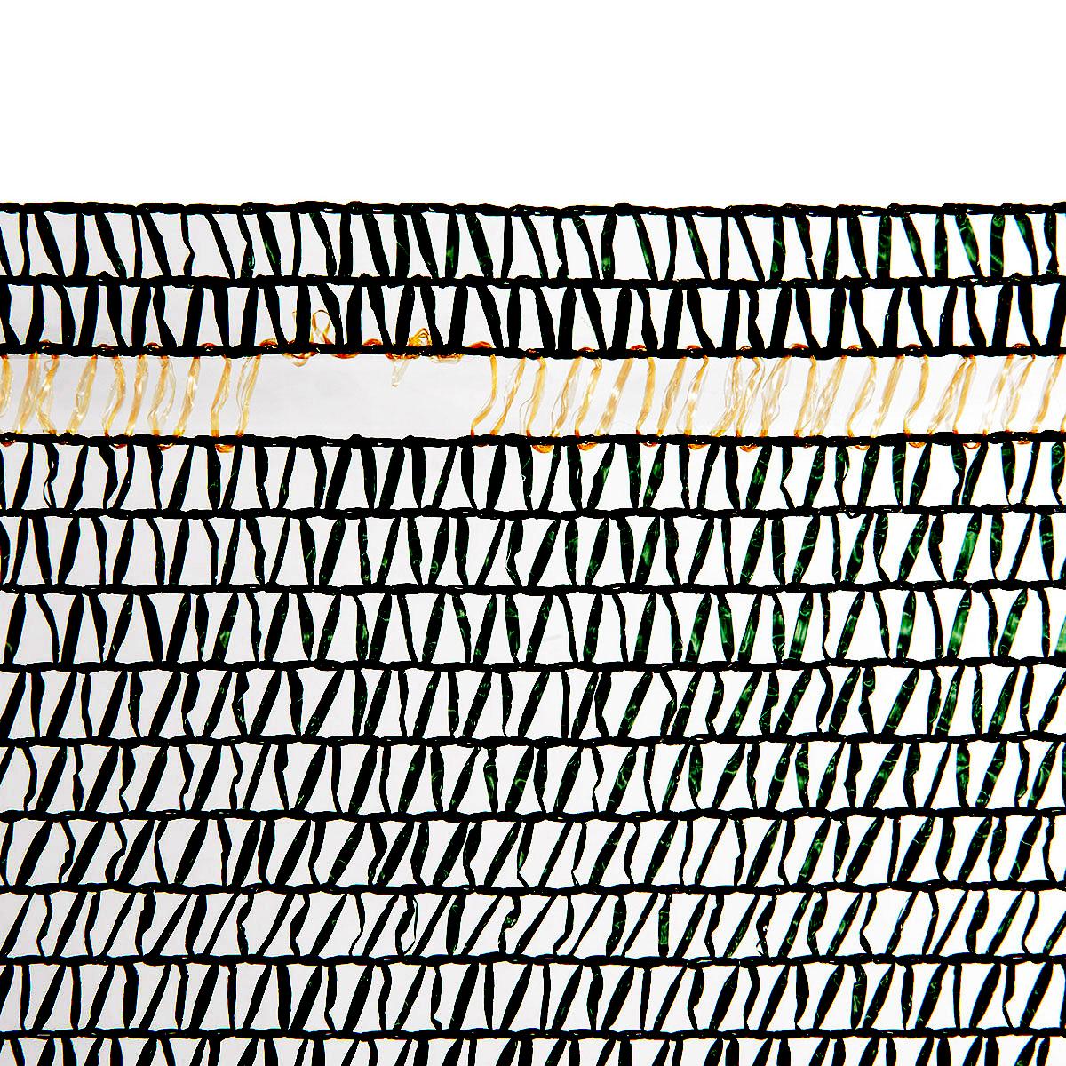 Schattiernetz 40 1m X 10m Sonnenschutz Sichtschutz Netz