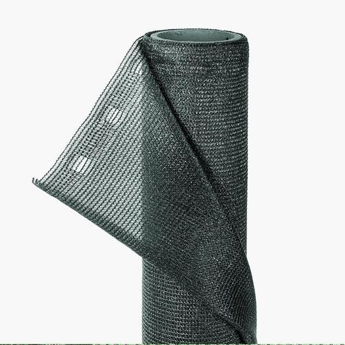 ZAUNBLENDE 85% 1,5mx20m Sichtschutz Windschutz Schattiernetz anthrazit