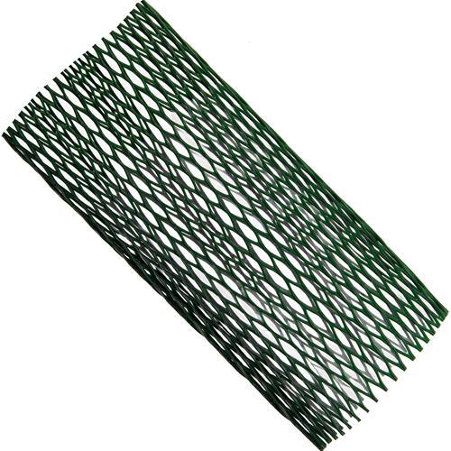 Verpackungsnetz (Meterware) Netzschlauch Schutznetz Ø 100 - 200mm grün