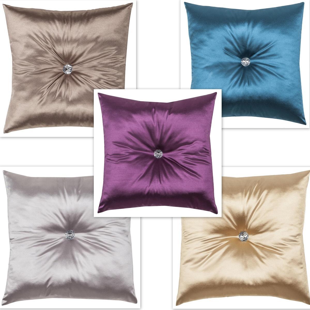 indoor kissen 47cm x 47cm vivaldi kopfkissen deko sofakissen versch farben. Black Bedroom Furniture Sets. Home Design Ideas