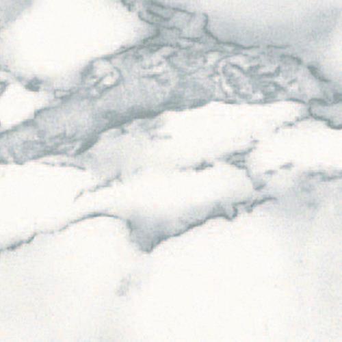 Klebefolie Carrara White in 45cm Breite Dekorfolie Designfolie (Meterware)