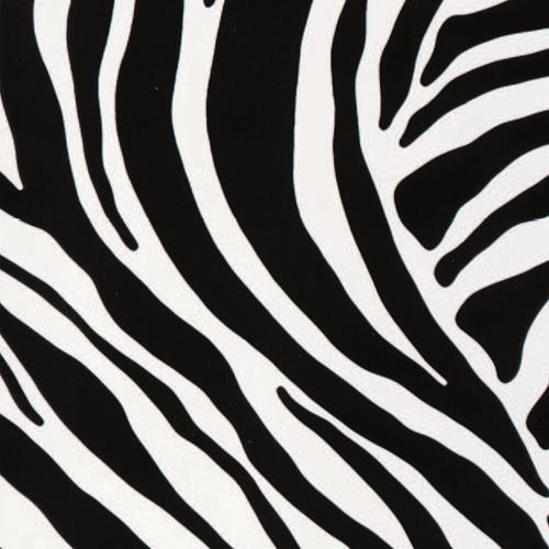 Klebefolie 45cm breit Zebra Dekorfolie Designfolie Folie (Meterware)