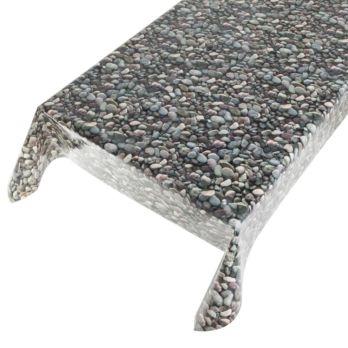 wachstuch in 1 4m br stones meterware outdoor. Black Bedroom Furniture Sets. Home Design Ideas