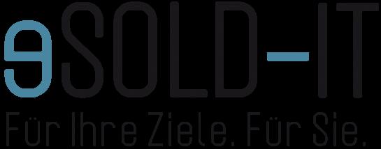 Für Ihre Ziele. Für Sie. eSold-IT!